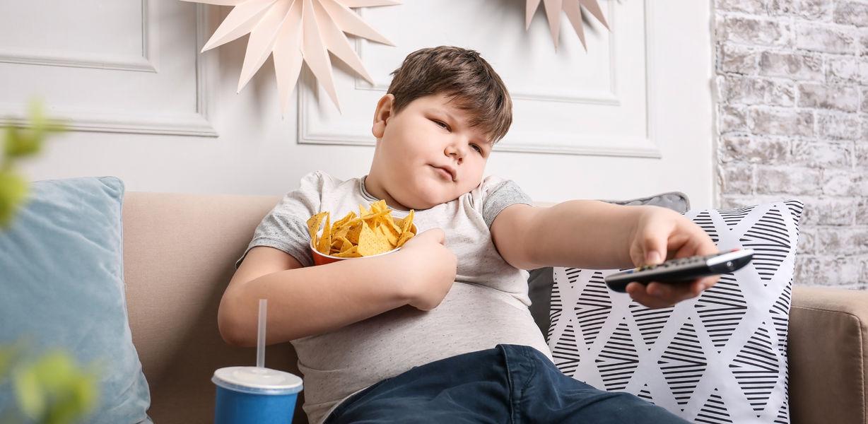 Более 40% мальчиков 11 лет в регионах России имеют ожирение