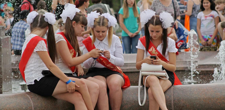 На кого хотят учиться выпускники российских школ?
