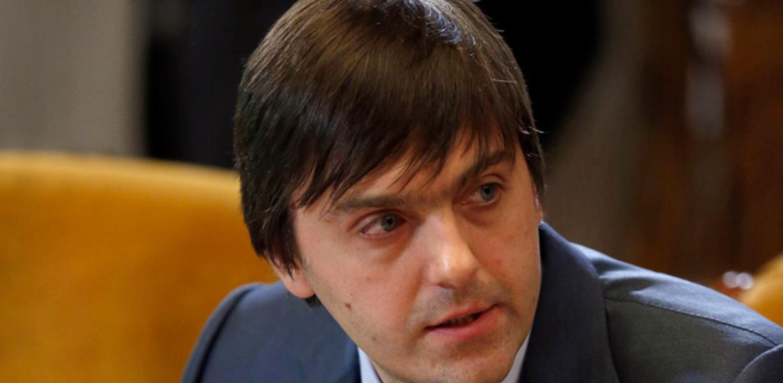 Сергей Кравцов назначен министром просвещения РФ
