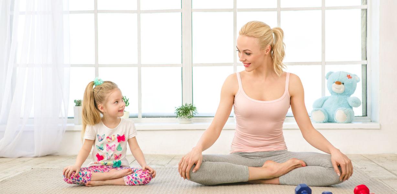 Красноярский детсад организовал курсы медитации и релаксации для родителей