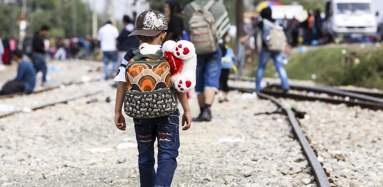 ООН призвала страны Европы расширить возможности для учебы детей беженцев