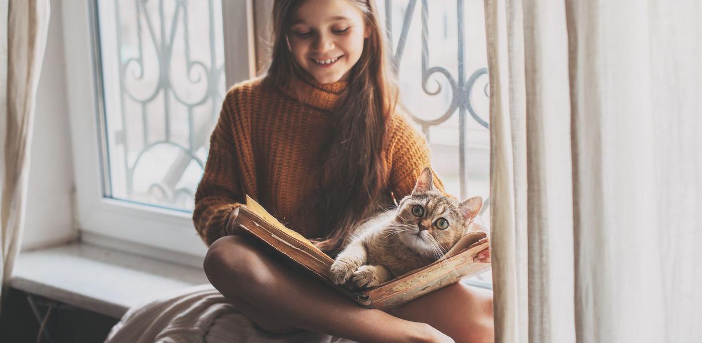 Что читать с ребенком зимой?