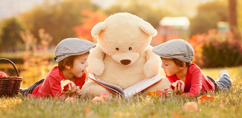 Что читать с детьми осенью?