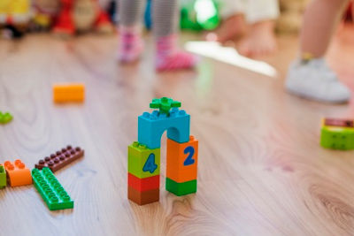 Проектирование предметно-игрового пространства дошкольной образовательной организации в соответствии с ФГОС ДО