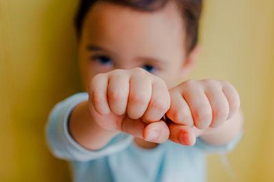 Пальчиковая гимнастика как средство развития речи детей дошкольного возраста