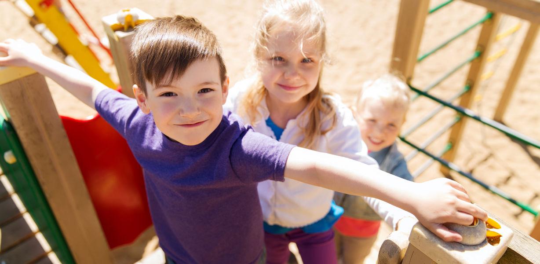 Как повысить развивающий эффект детских площадок?